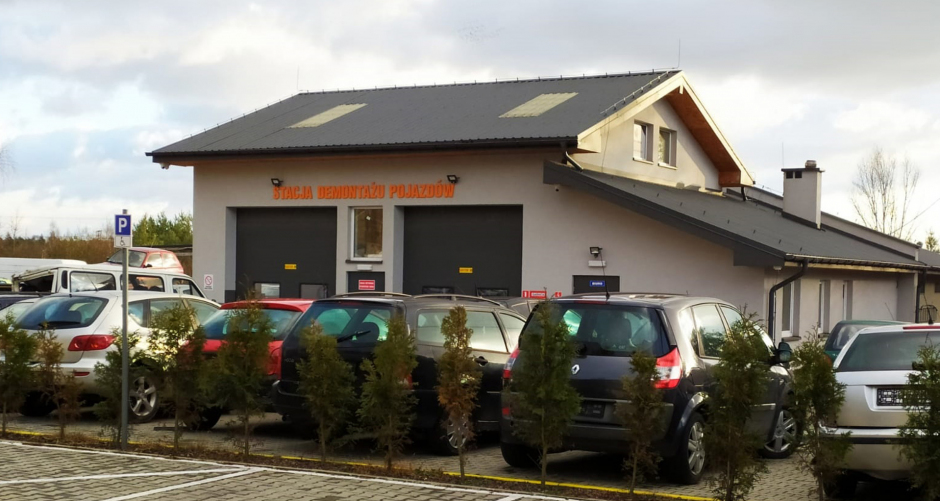 Kasacja pojazdów, auto złom Kraków